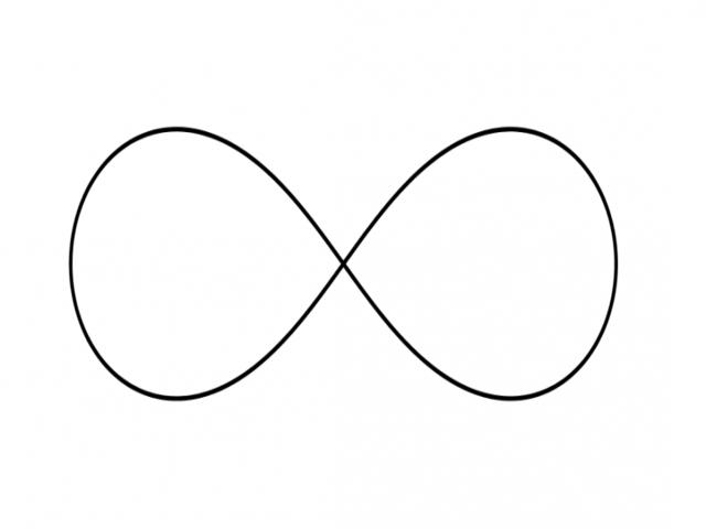 infinito immagine