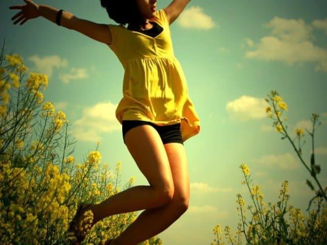 la vita e la felicità