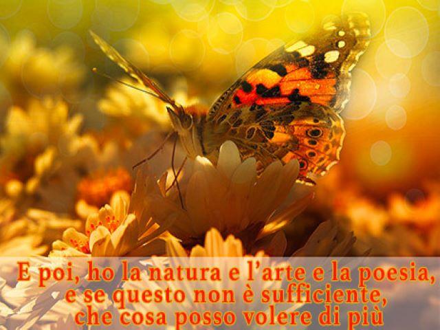 poesie sulla natura