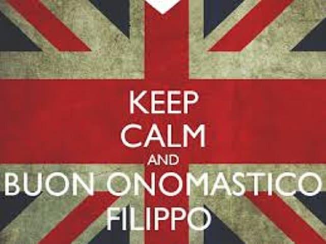 san filippo onomastico
