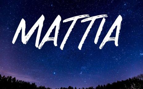 significato nome mattia