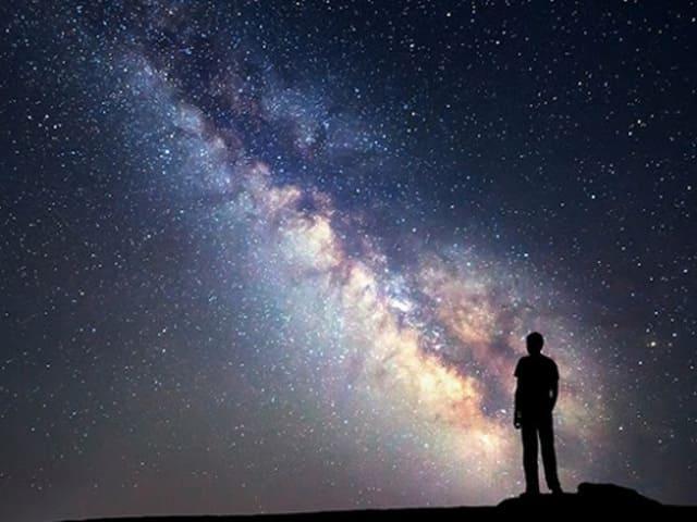 universo infinito