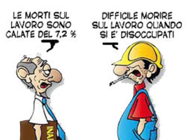 vignette umoristiche sul lavoro