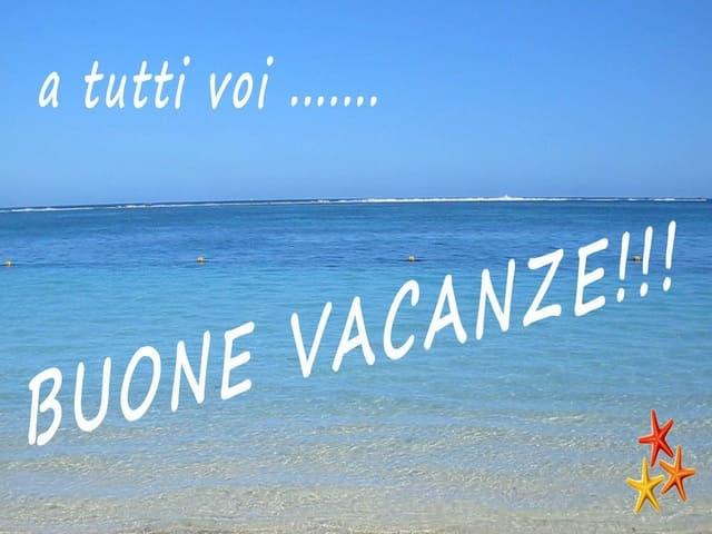 buone vacanze immagini 1