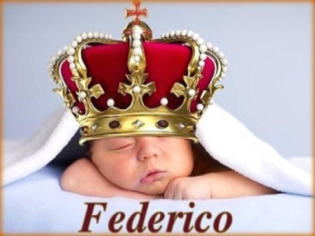 FEDERICO NOME