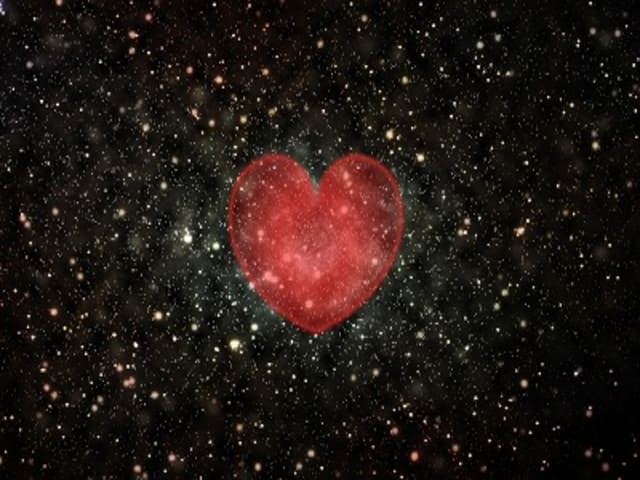 Frasi d'amore sulle stelle