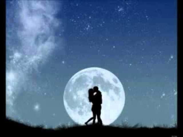 Frasi romantiche sulla luna