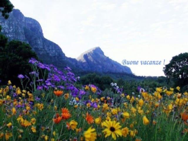 Immagini buone vacanze in montagna 1