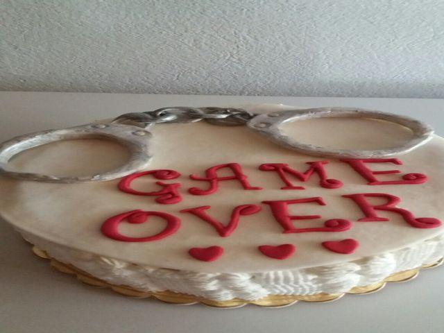 addio al nubilato torta