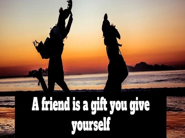 aforismi amicizia in inglese 1