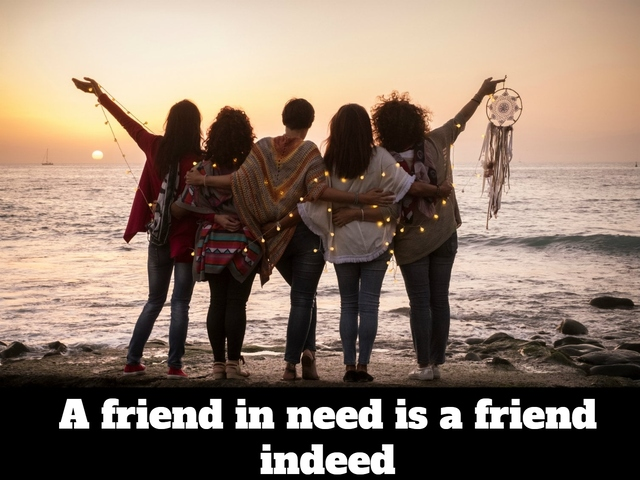 aforismi in inglese sull amicizia