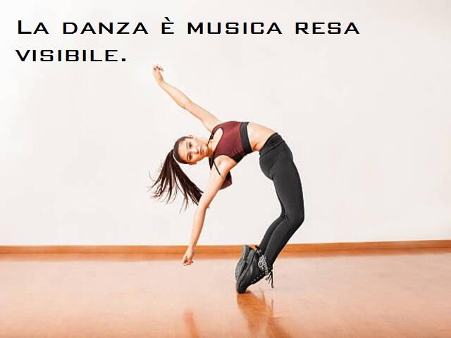 aforismi sulla danza
