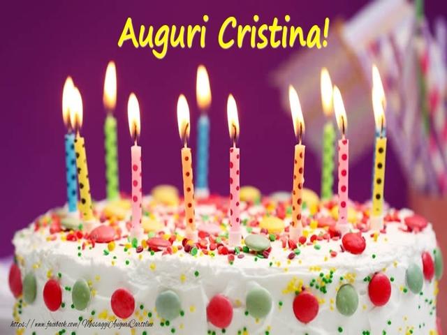 buon compleanno cristina10