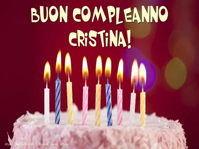 buon compleanno cristina11