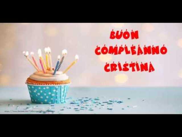 buon compleanno cristina18