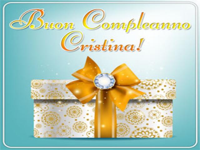 buon compleanno cristina27
