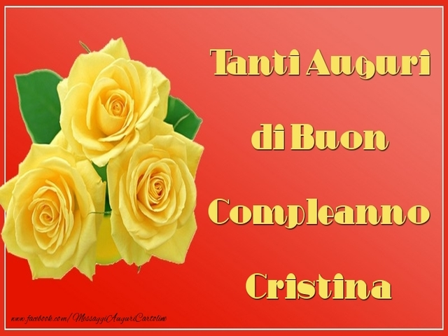 buon compleanno cristina7