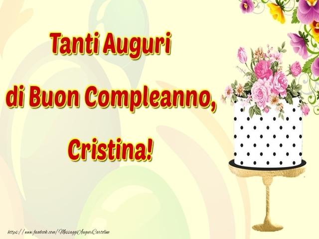 buon compleanno cristina9
