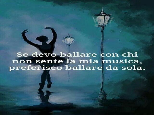 citazioni danza