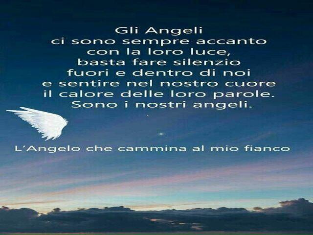 frasi angeli immagini
