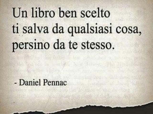 frasi belle di libri