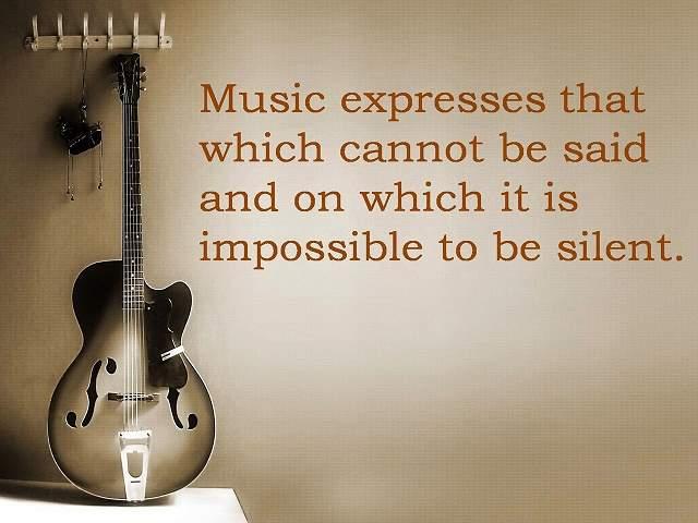 frasi corte sulla musica