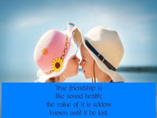 frasi d amicizia in inglese