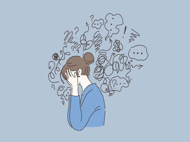 Famoso Frasi sull'ansia: 111 aforismi, frasi ironiche e pensieri positivi VY57