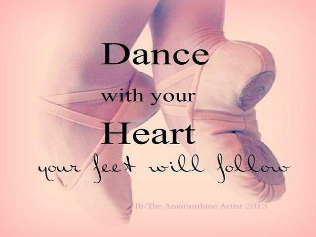 frasi di danza