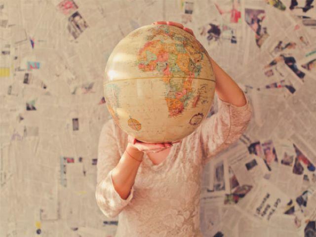 frasi e immagini sul mondo