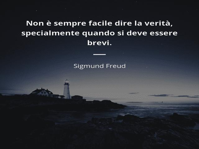frasi italiane verità