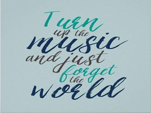 frasi più belle sulla musica