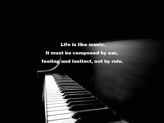 Frasi Sulla Musica Jazz.La Musica Nel Cuore 126 Frasi Aforismi E Immagini Per Esprimere La Nostra Passione Per La Musica A Tutto Donna