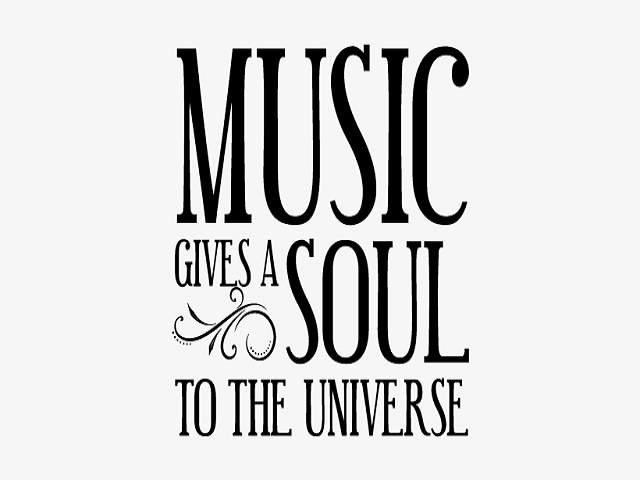 frasi stupende sulla musica