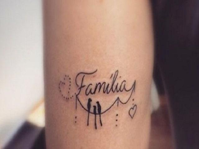 frasi sulla famiglia per tatuaggio