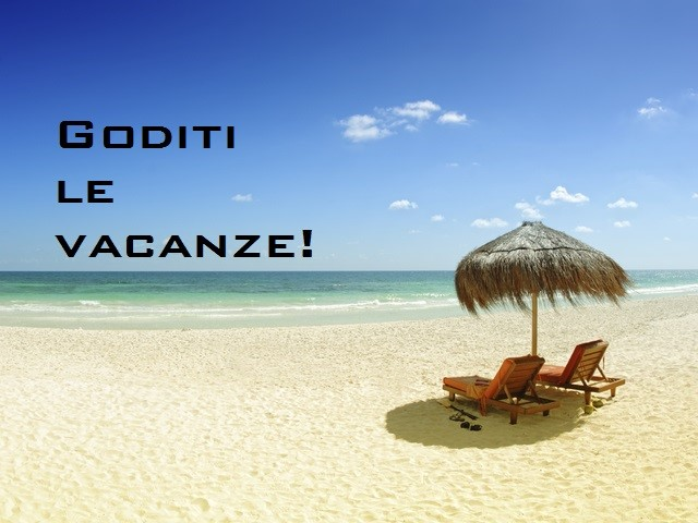 frasi vacanze al mare