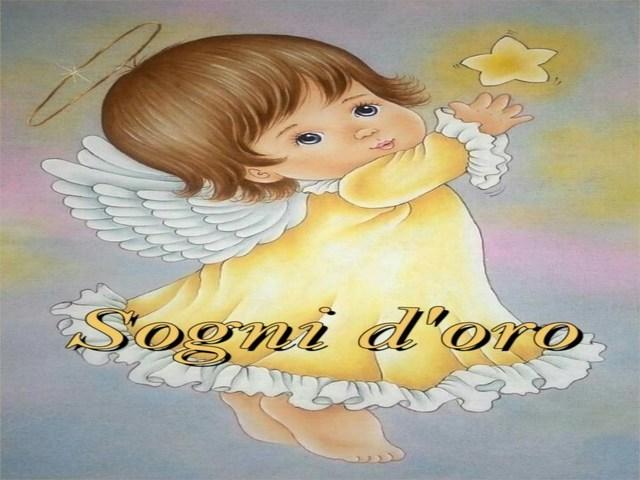 immagini angeli buonanotte