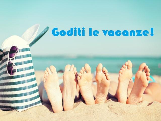 immagini buone vacanze estive