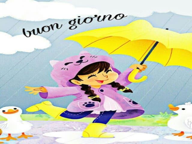 immagini divertenti pioggia