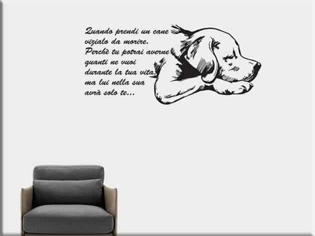 immagini e frasi sui cani