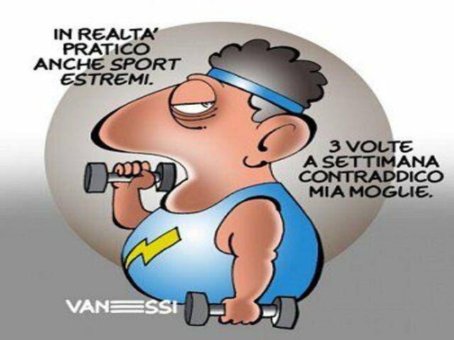 immagini sport spiritose