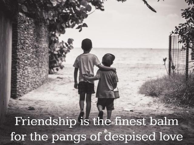 immagini sull'amicizia in inglese 1