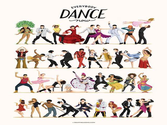 immagini sulla danza