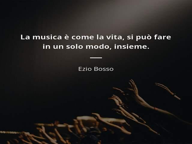 la musica nel cuore frasi