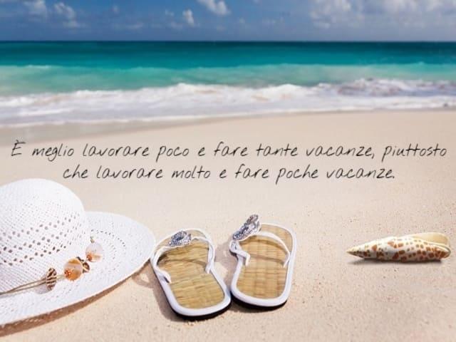 vacanze frasi