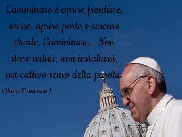 frase di papa francesco