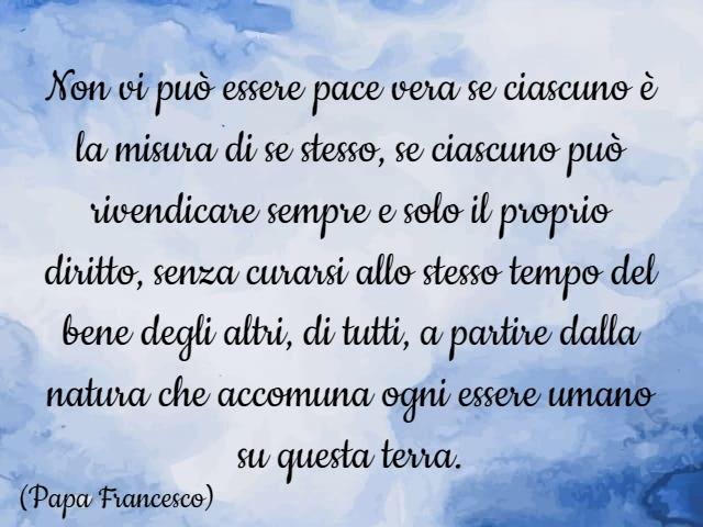 Frase papa francesco