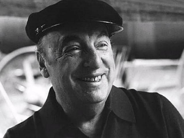 Frasi Pablo Neruda in spagnolo