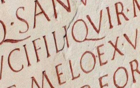Frasi e immagini in latino