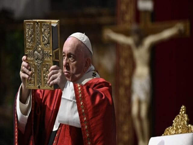 Frasi sulla Cresima di Papa Francesco